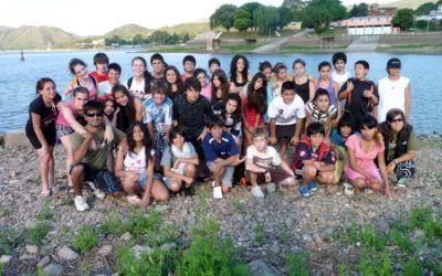 El viaje de egresados de 7º grado a Villa Carlos Paz