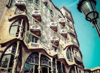 Barcelona en tres días – Tres semanas en Europa 8va. Parte