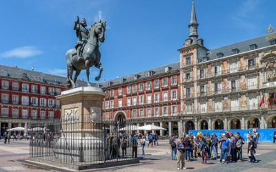 Madrid en casi tres días – Tres semanas en Europa 10ma. Parte