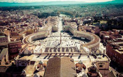 El Vaticano una visita especial – Tres semanas en Europa 3ra. Parte