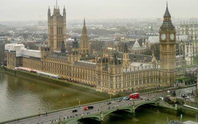 Tres días en Londres – Tres semanas en Europa 1ra. Parte