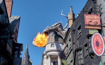 Universal Studios – Dos semanas en USA – 2da. parte