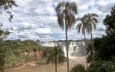 Cataratas del Iguazú 2017
