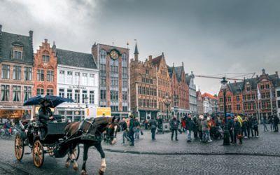 Brujas y Gante – Europa en invierno 2019
