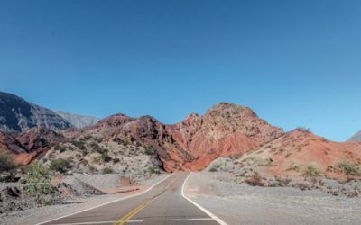 Un viaje en auto al Noroeste Argentino